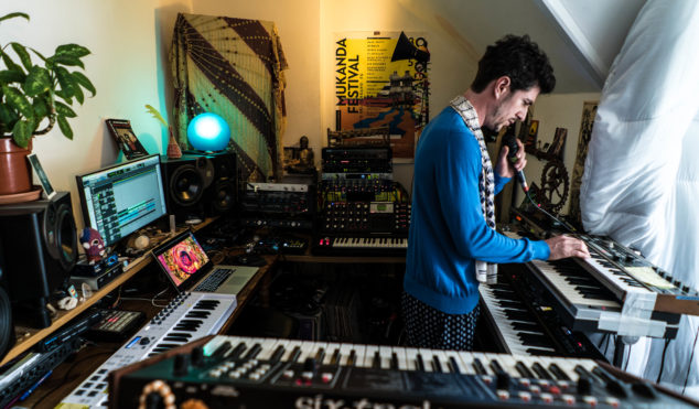 Paul White guides us through his collection of vintage studio gear