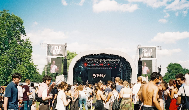 From Gilles Peterson to Jayda G: Field Day 2018 in photos