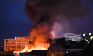 "Glasgow School of Art and O2 ABC Glasgow suffer ""extensive damage"" in devastating blaze"