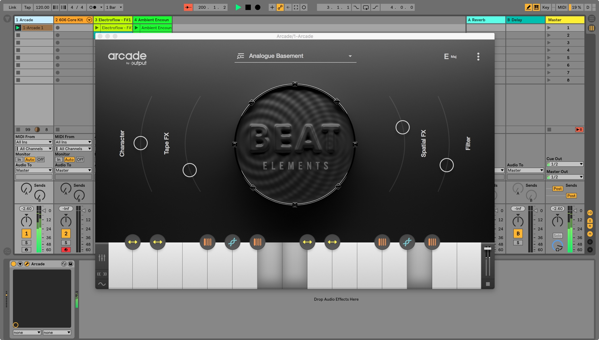 Output's new instrument Arcade wants to be a Netflix for