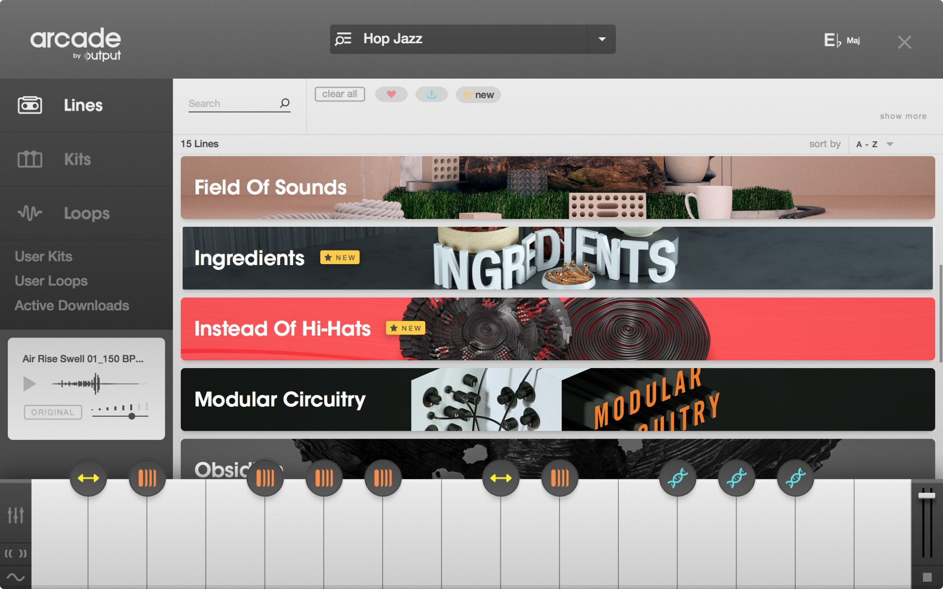 Output's new instrument Arcade wants to be a Netflix for producers