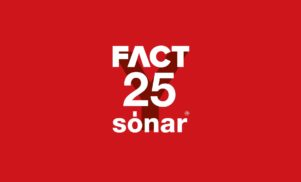 FACT x Sonar 25 track playlist