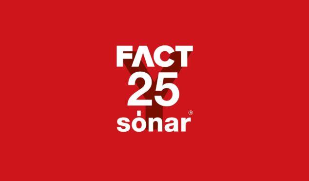 25 tracks celebrating 25 years of Sónar Festival