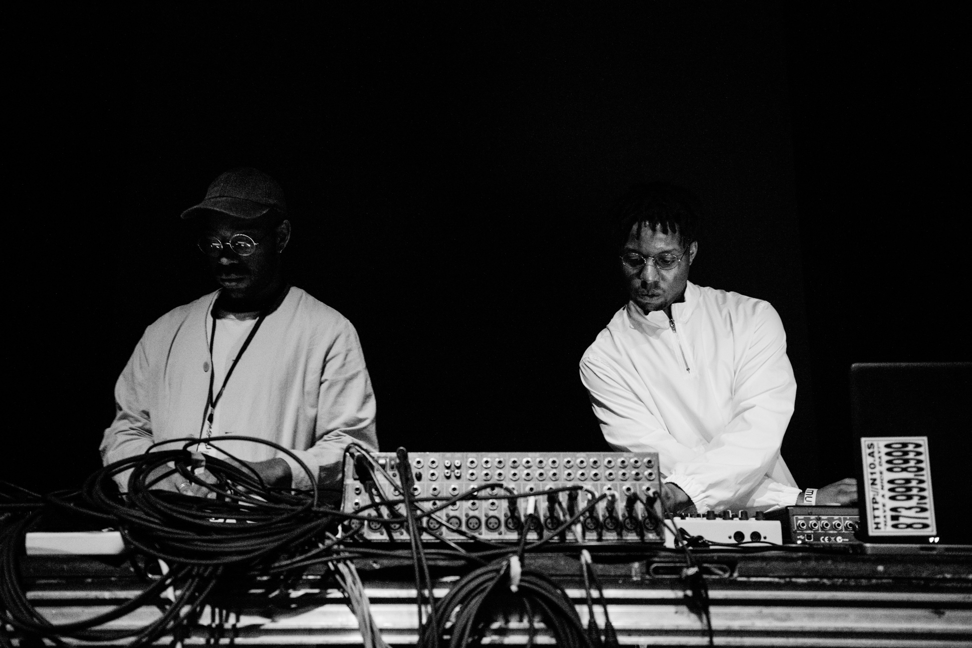 Space Afrika are the Manchester duo breathing new life into dub techno