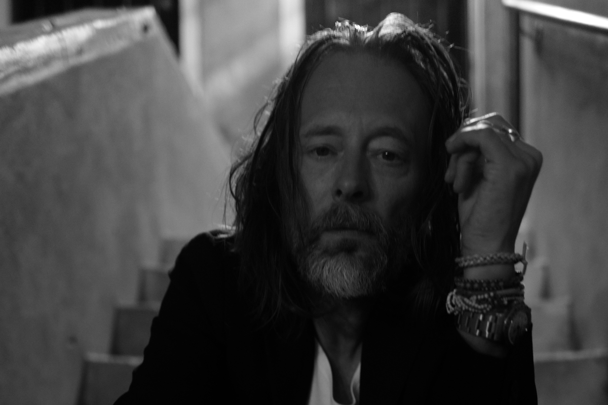 Thom Yorke shares 'Hands off the Arctic', an exclusive track for Greenpeace