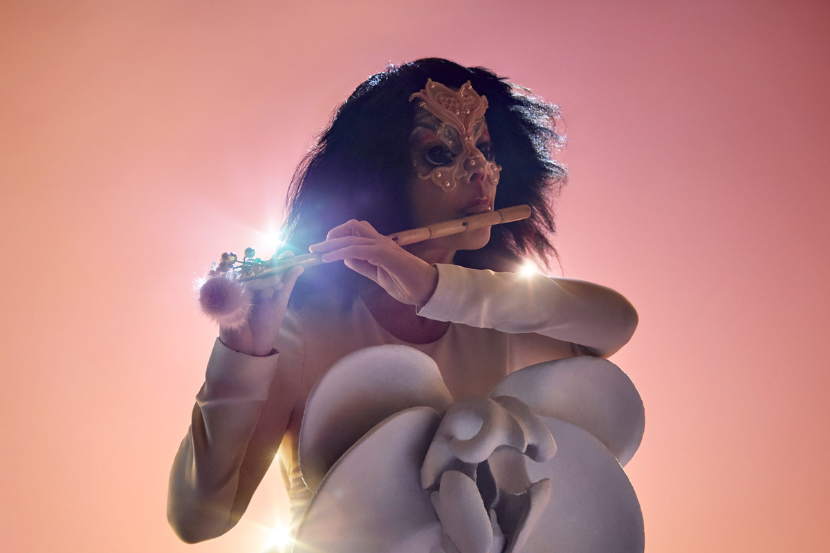 Björk Announces New Live Show For 2019, Cornucopia